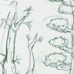 木を描くには?押さえておくとよい描き方